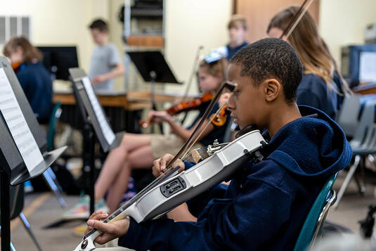 Art, Music, and Sports at the Franciscan School