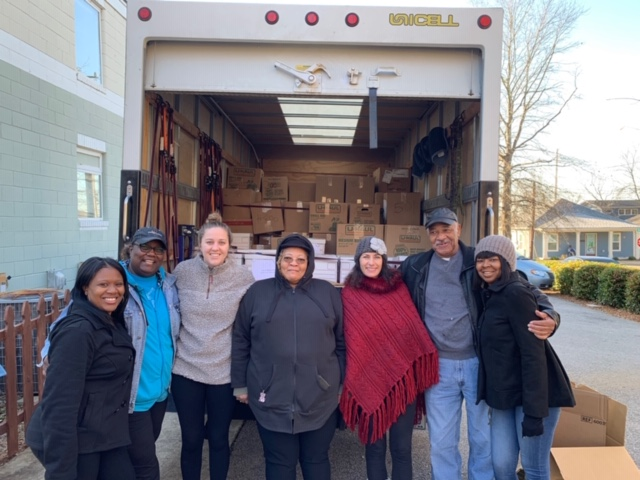 Passage Home Project for Families in Need