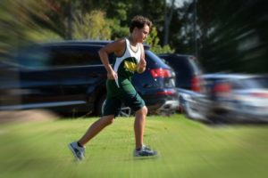 Fall Sports Tryouts at the Franciscan School, Boys Cross Country