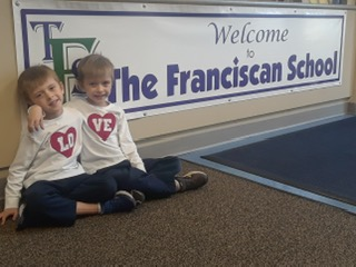 the Franciscan school media center