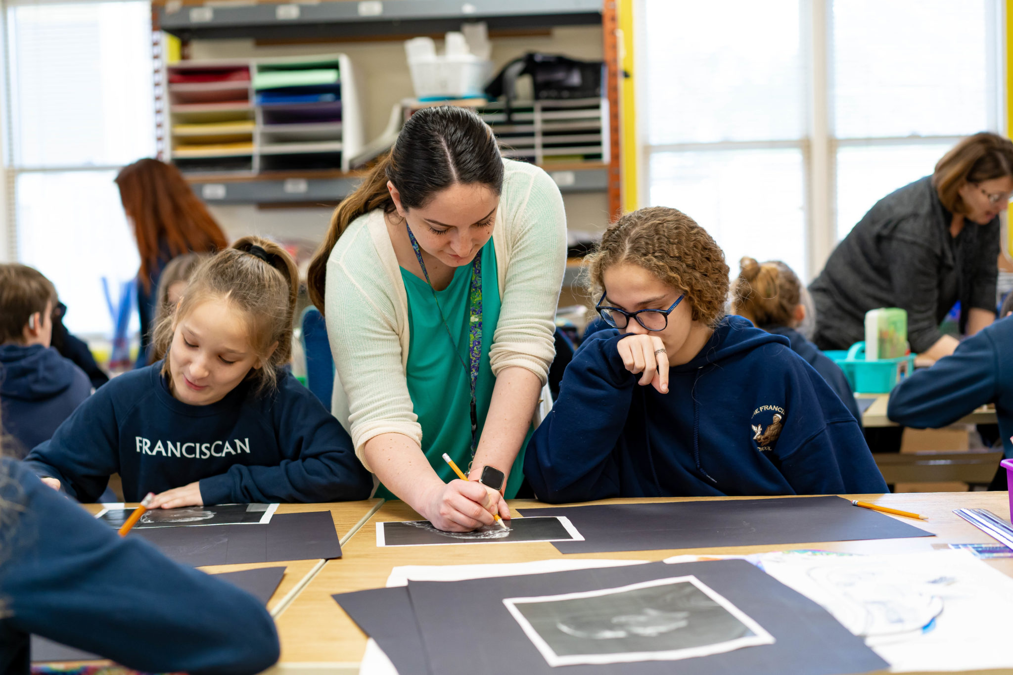 Careers at The Franciscan School
