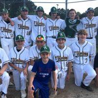 Franciscan Boys baseball team